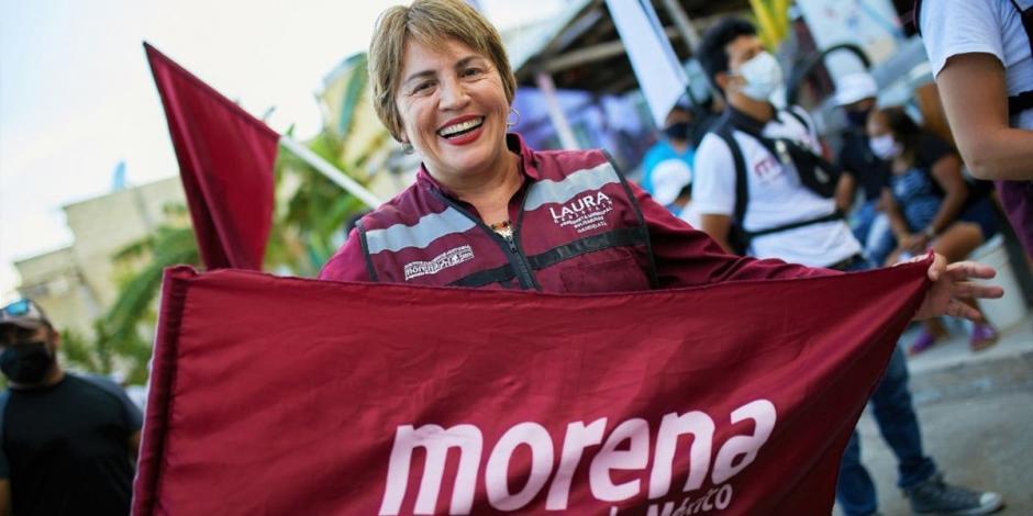Laura-morena-elecciones 2021