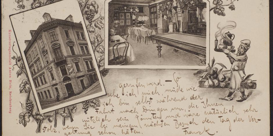 Kafka archivo digital