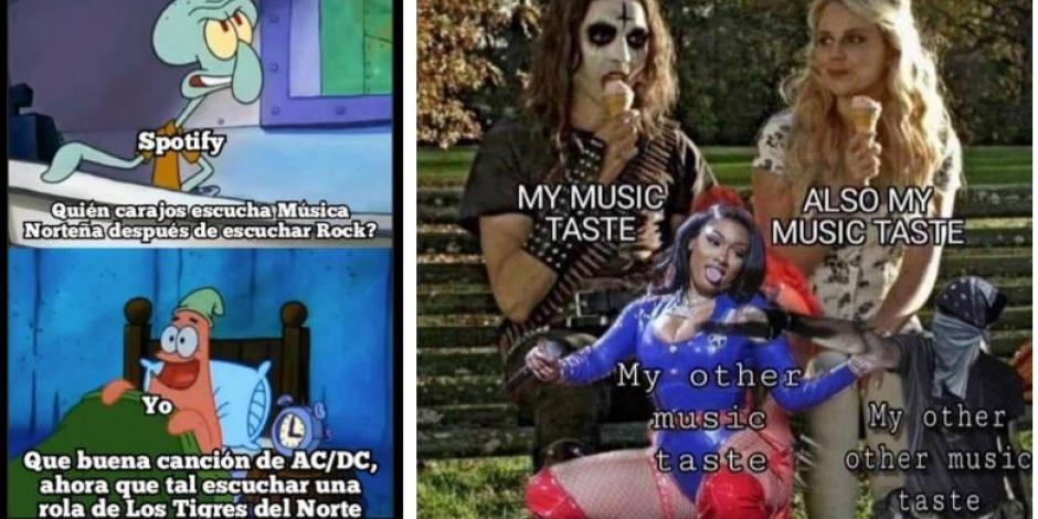 memes spotify