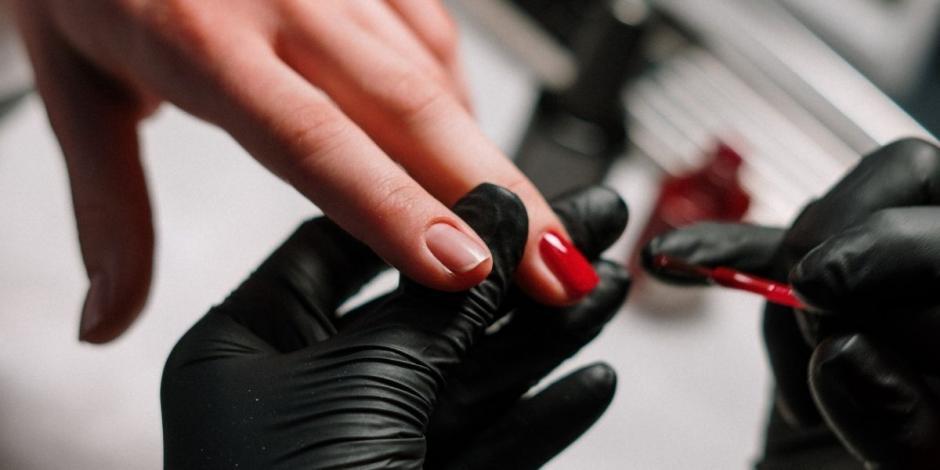 Salón de uñas