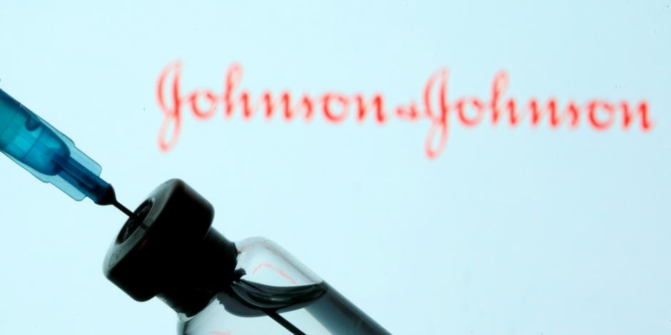 Vacuna contra COVID Jhonson & Jhonson.