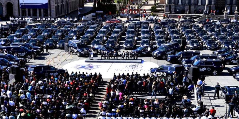 Policías-Toluca
