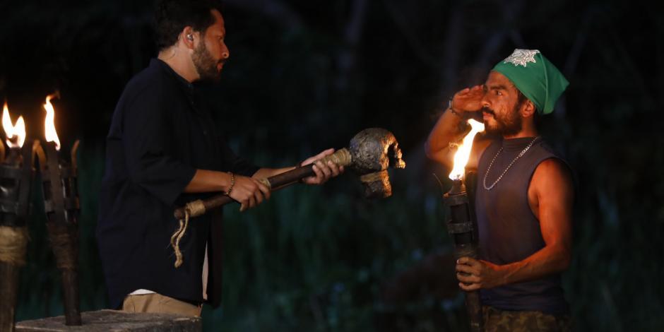 memo dorantes survivor México