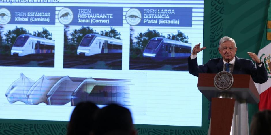AMLO-Tren Maya