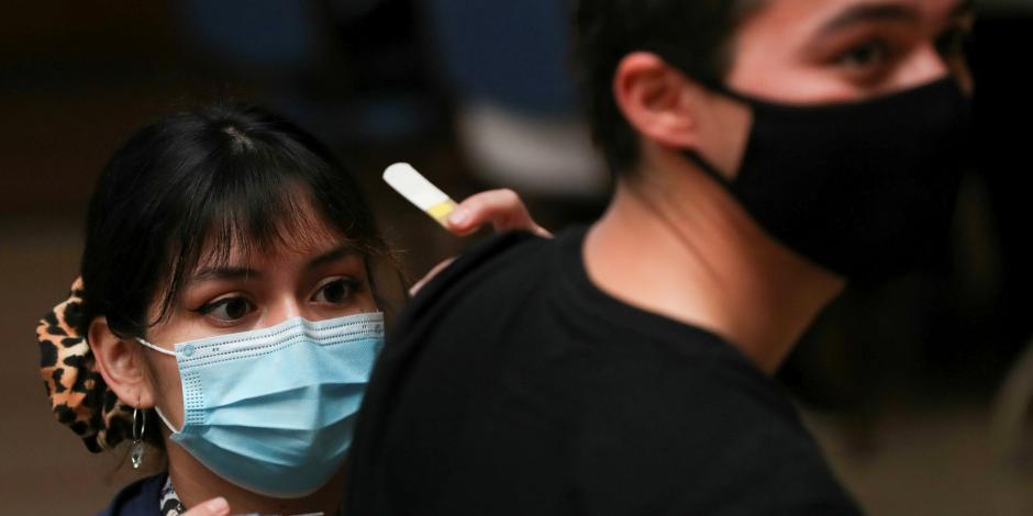 Vacunación contra COVID-19 en Chile