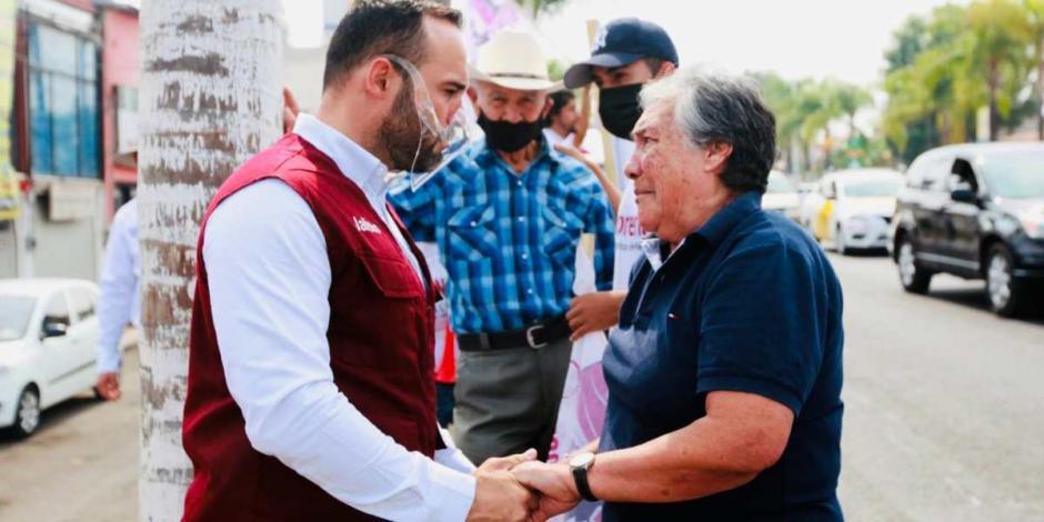 Gonzalo Álvarez Barragán, hermano del