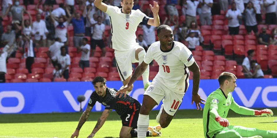 VIDEO: Resumen del Inglaterra vs Croacia, Eurocopa 2021