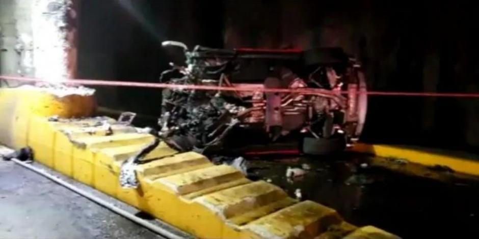 Lamborghini Guadalajara choque