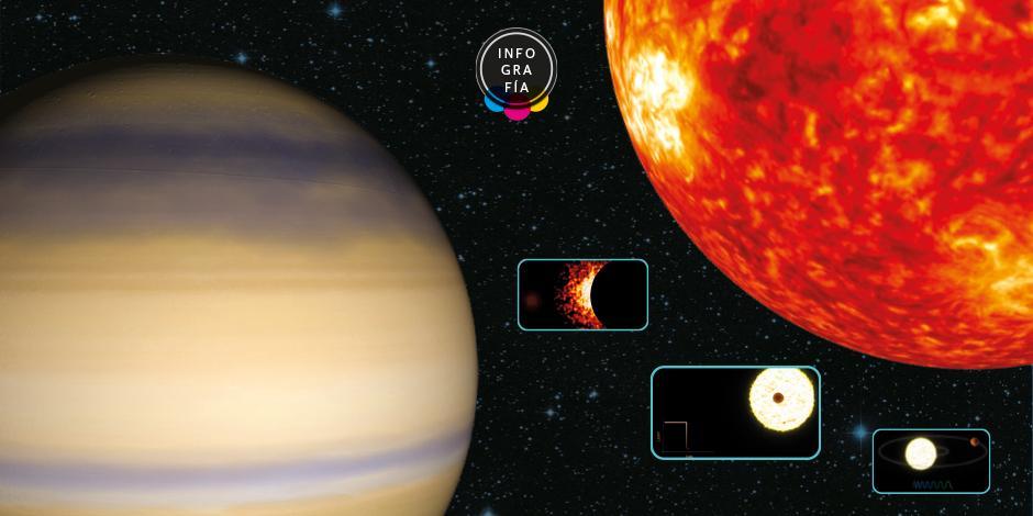 TOI1231 b, el exoplaneta descubierto que podría tener nubes de lluvia