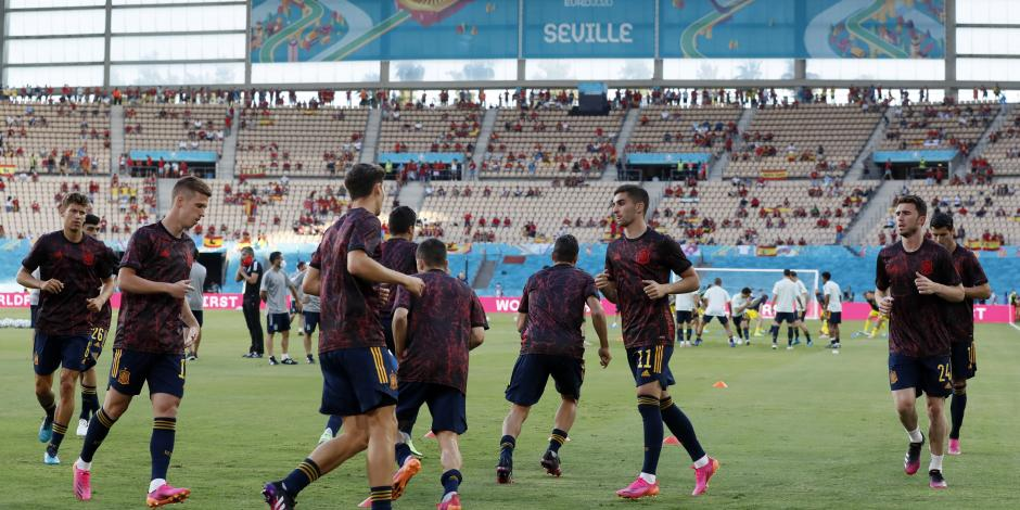 ESPAÑA vs SUECIA EN VIVO: Sigue aquí las mejores acciones de la Eurocopa 2021