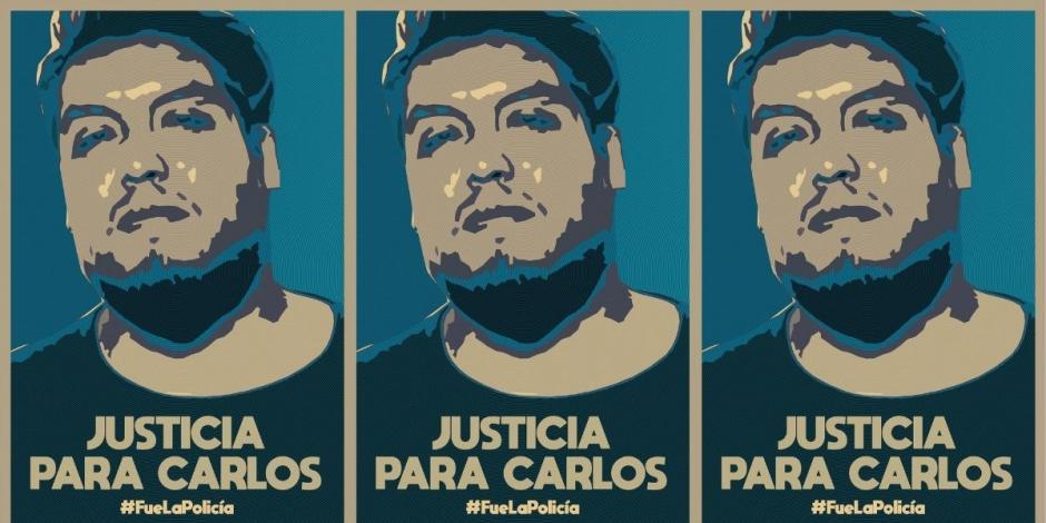 Piden justicia para Carlos, joven de la BUAP encontrado sin vida