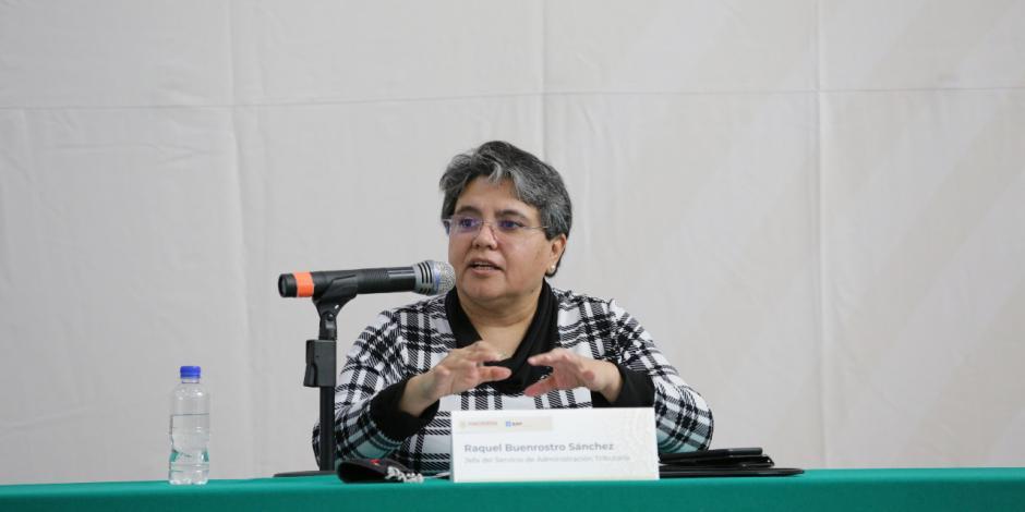 Raquel Buenrostro