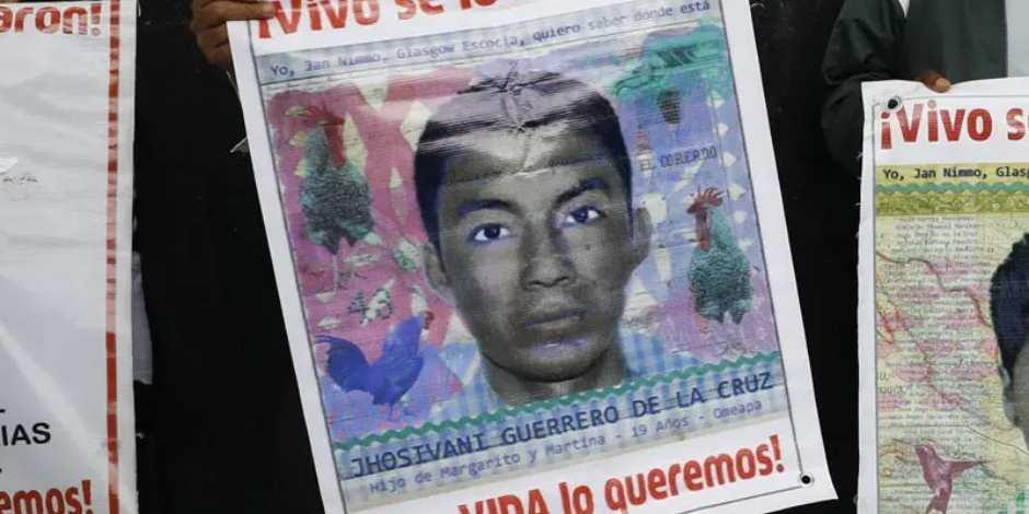 Jhosivani Guerrero-Ayotzinapa