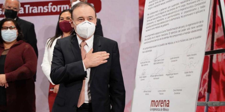 Alfonso Durazo-Sonora-Morena