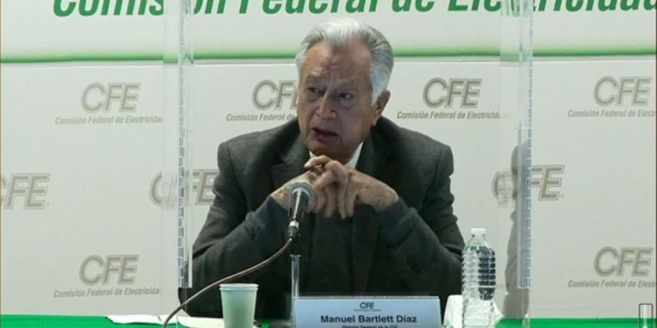 Manuel Barlett