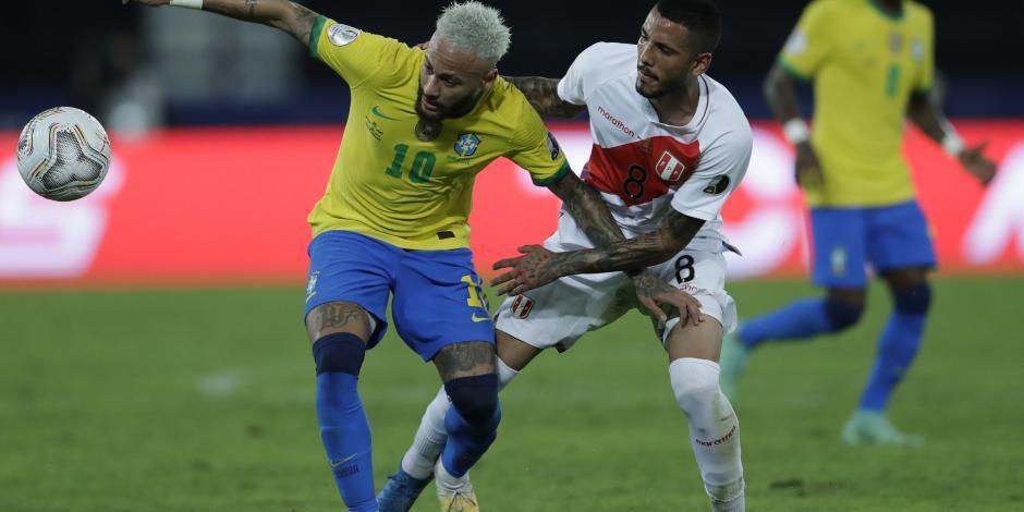 VIDEO: Resumen y goles del Brasil vs Perú, Copa América 2021