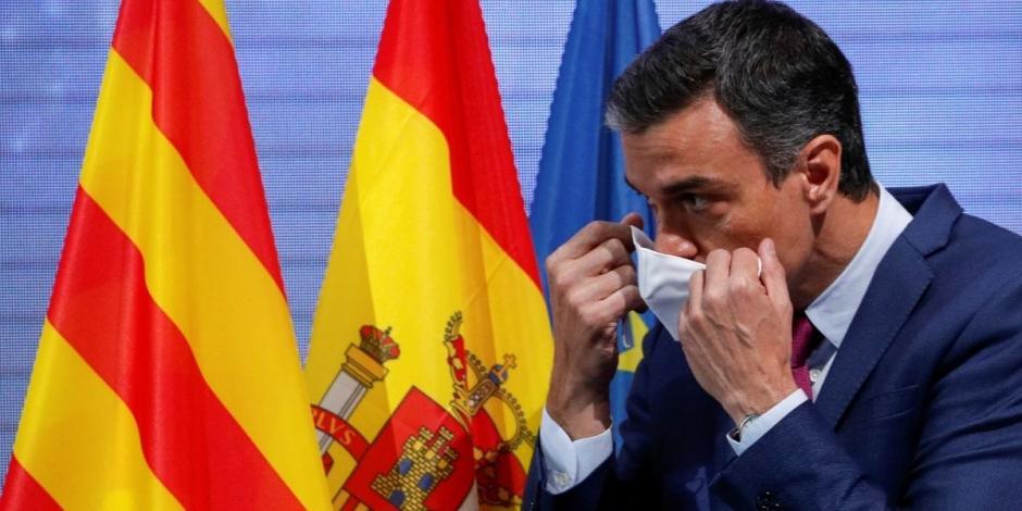 Pedro Sánchez Anuncia que España pondrá fina a uso de cubrebocas