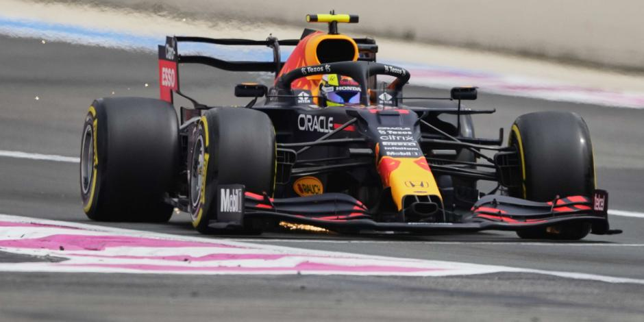 F1: Así largarán los pilotos en el GP de Francia de la Fórmula 1