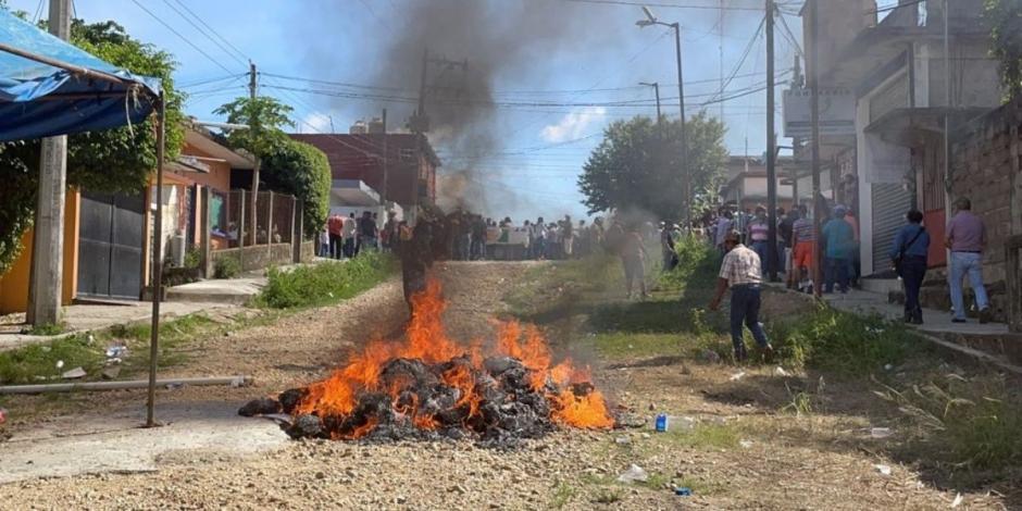 Queman boletas electorales en Veracruz