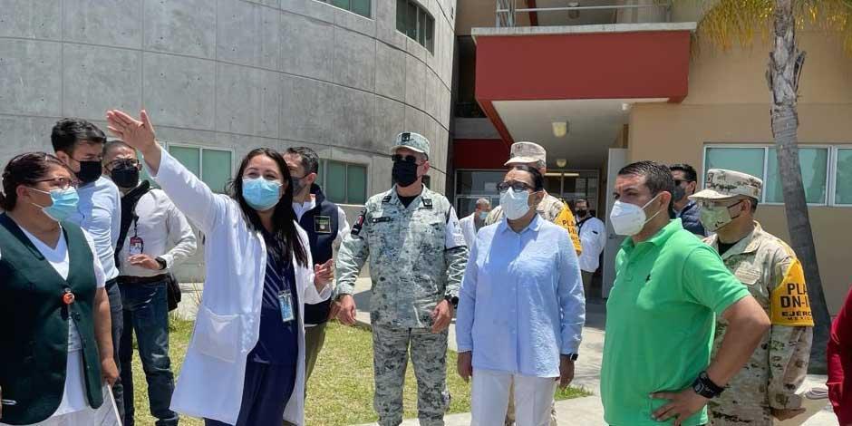 Vacunación en la frontera