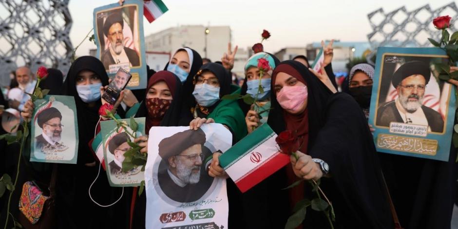 Elecciones Irán Ebrahim Raisi