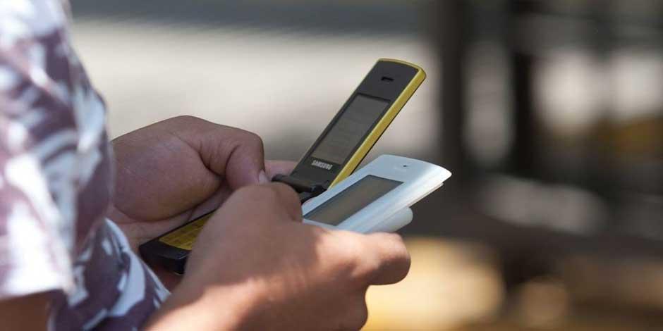 Transferencias por celular