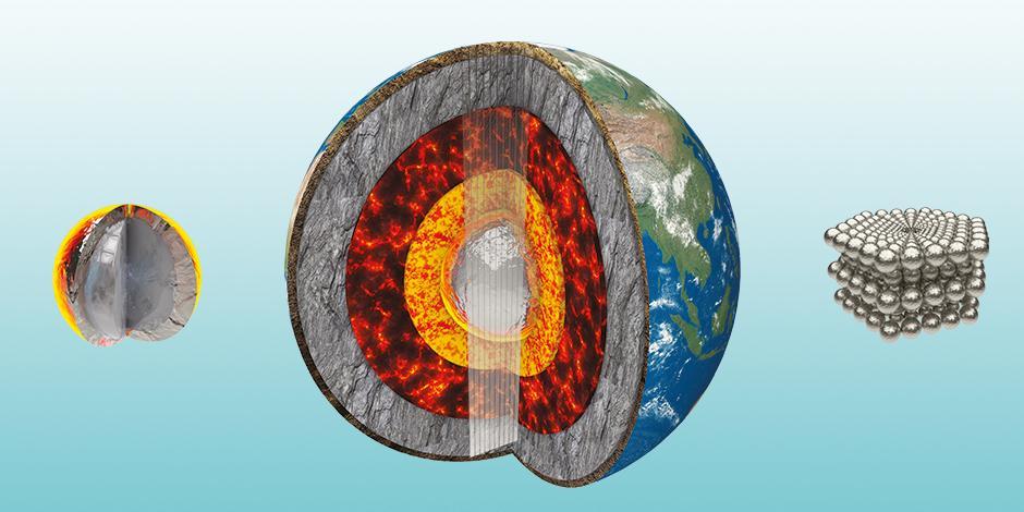 Extraño comportamiento: el núcleo de la Tierra se enfría más rápido bajo Indonesia que bajo Brasil