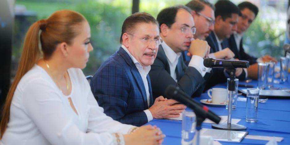 Alcaldes reconocen impulso del Gobierno de Aispuro al Corredor T-MEC