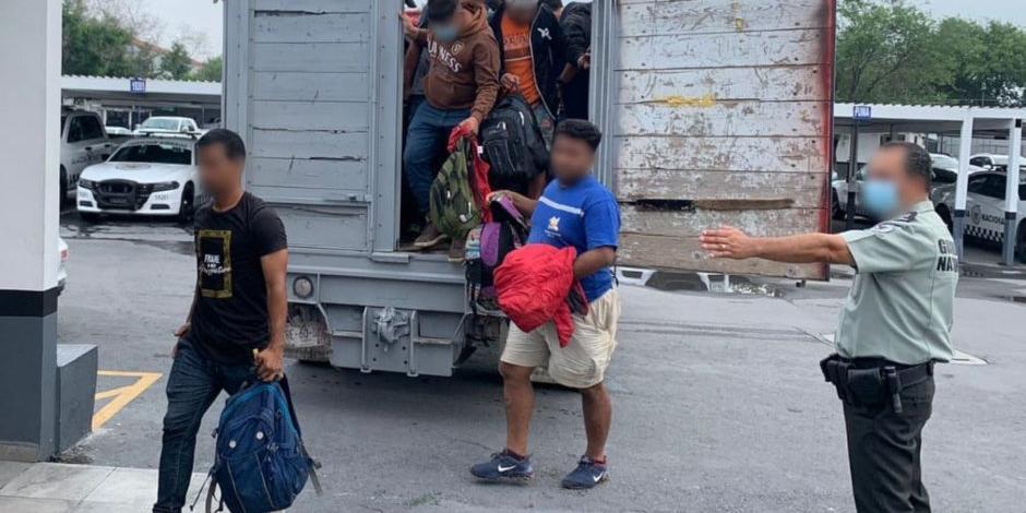 migrantes-nuevo león-inm
