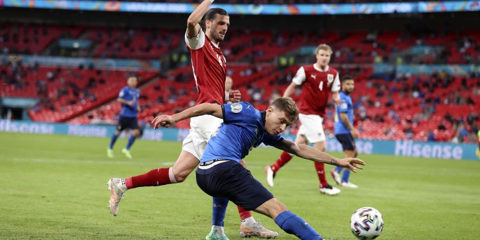 VIDEO: Resumen del Italia vs Austria, Octavos de Final de la Eurocopa 2021