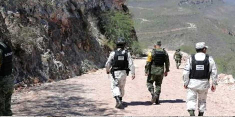 Enfrentamiento en Zacatecas