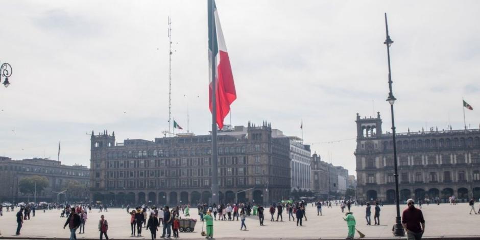 México, zócalo