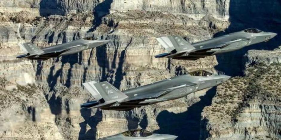ataque aéreo, Estados Unidos Irán, fuerza aérea