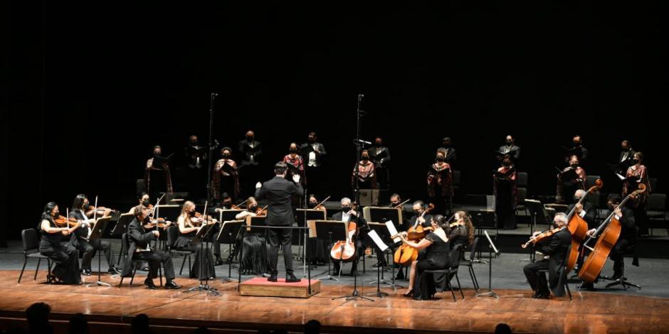 Ópera de Bellas Artes regreso