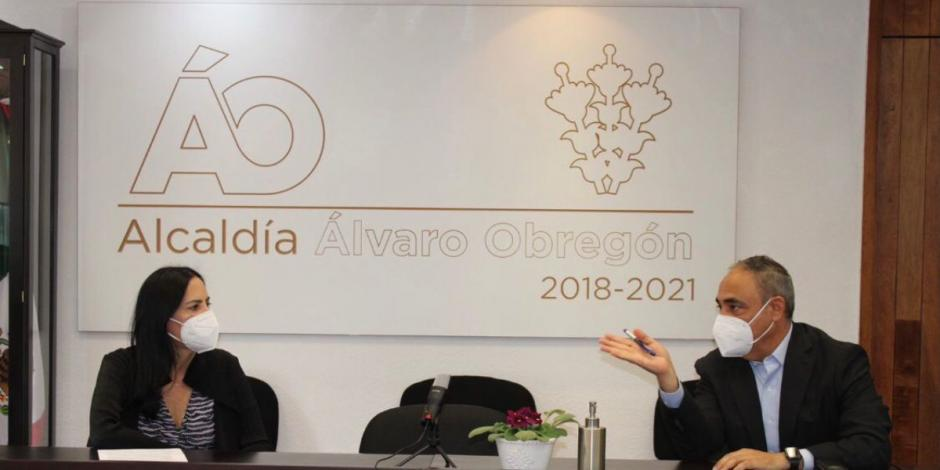 Lía Limón-alcaldía-Álvaro Obregón