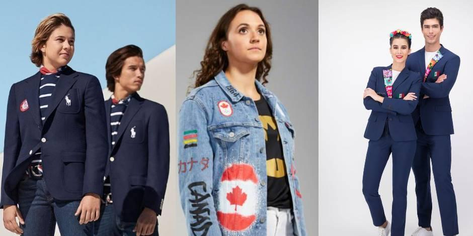 trajes olimpico