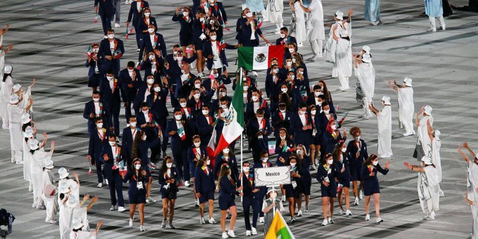 deportistas mexicanos