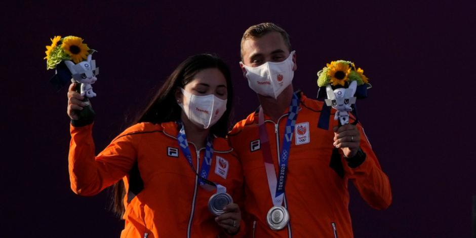 Juegos Olímpicos 2021: Gabriela Bayardo, la mexicana que se colgó la plata en tiro con arco