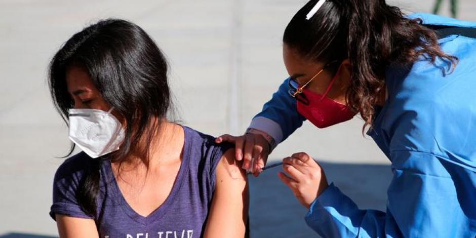 vacuna covid-19 a jóvenes de 18 a 29 años México