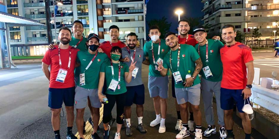 TOKIO 2020: Alexa Moreno y la Selección Mexicana conviven en los Juegos Olímpicos