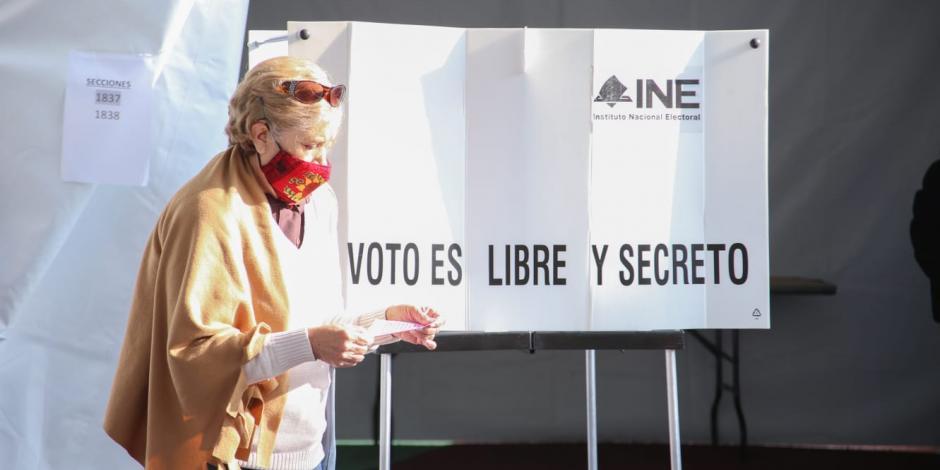 Consulta Popular en México - 1 de agosto