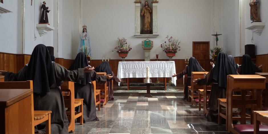 Convento registra brote de COVID-19; monjas piden apoyo