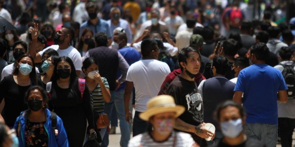 COVID-19-México-tercera ola-muertes-contagios