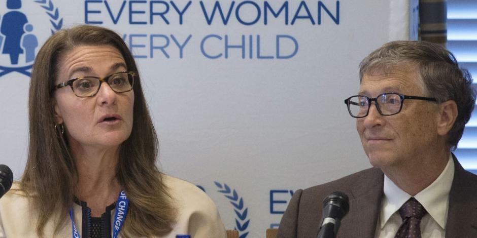 Bill Gates- Melinda Gates-divorcio