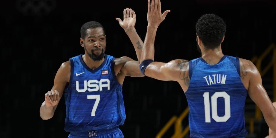 TOKIO 2020: Estados Unidos derrota a España en basquetbol y avanza a semifinales