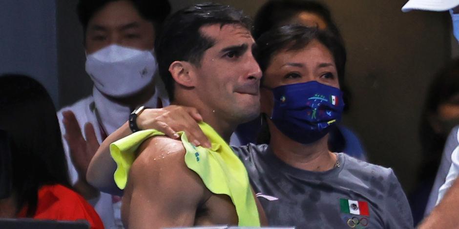 VIDEO: ¡Intenta no llorar! Así fue el último clavado con el que Rommel Pacheco se despidió de Tokio 2020