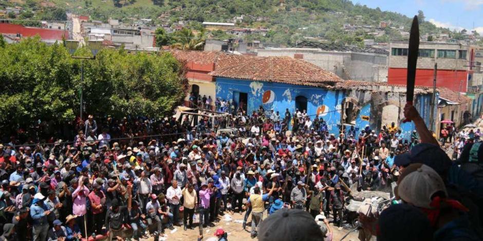 Pantelhó-Chiapas-