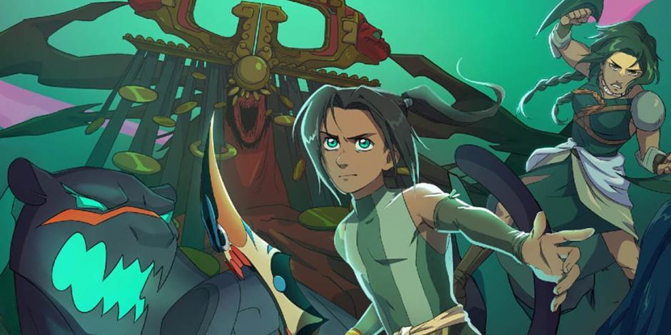 Onyx Equinox: el anime que enaltece las culturas milenarias de México