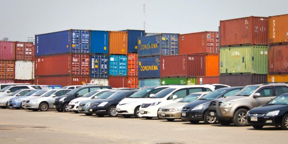 Exportación de autos