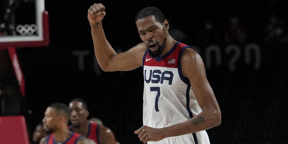 TOKIO 2020: Estados Unidos derrota a Francia y se cuelga el oro en basquetbol